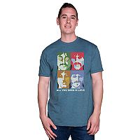 Men's The Beatles All You Need Is Love Tee