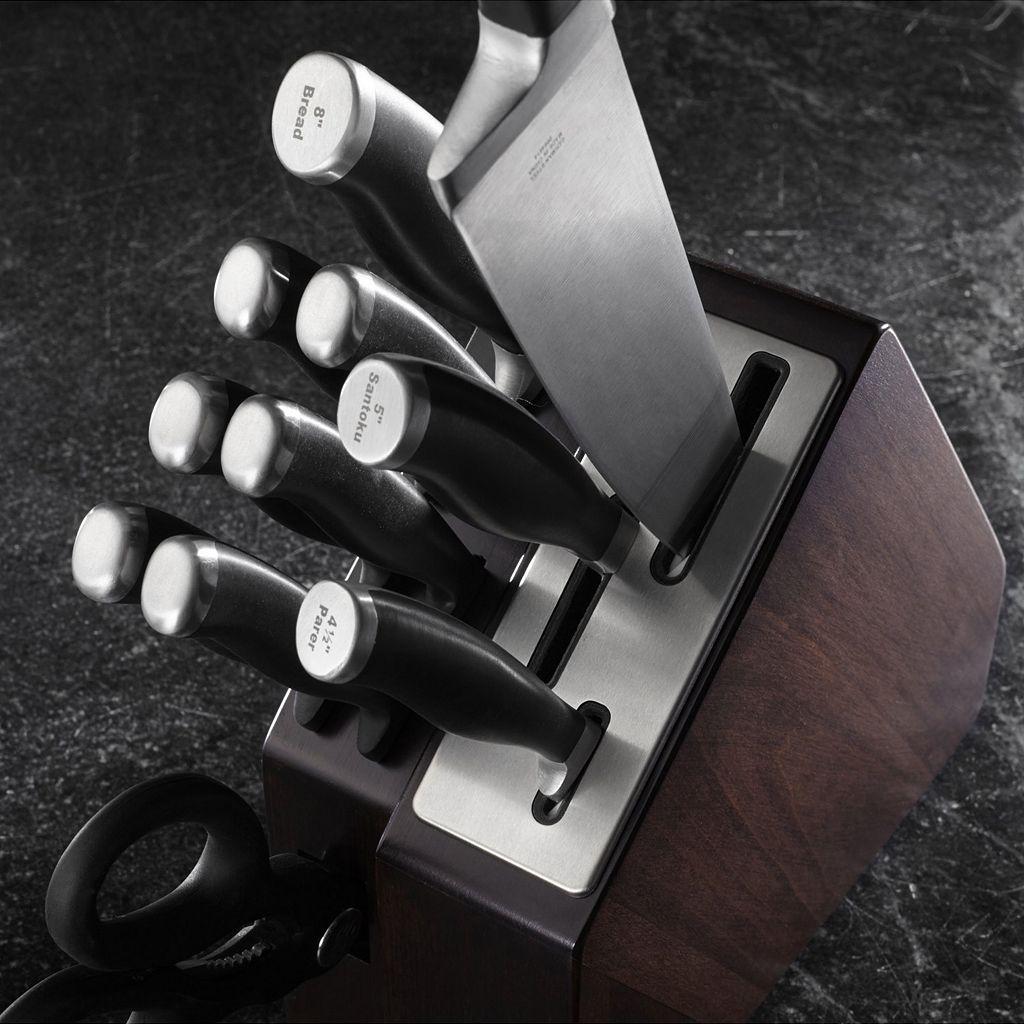 Calphalon Precision 10-pc. Self-Sharpening Cutlery Set