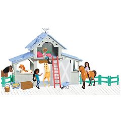 Spirit Riding Free Spirit Barn Playset