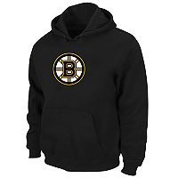 Boys 8-20 Majestic Boston Bruins Logo Pullover Hoodie