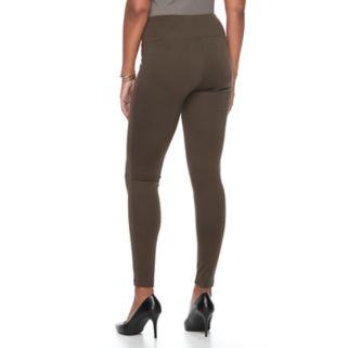Women's Apt. 9® Tummy Control Pull-On Leggings
