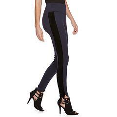 Women's Apt. 9® Tummy Control Ponte Leggings