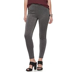 Women's Apt. 9® Tummy Control Ponte Leggings