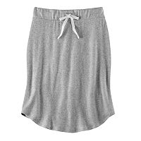 Girls 7-16 SO® Knee Length Skirt