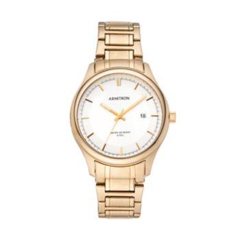 Armitron Men's Stainless Steel Watch - 20/5230SVGP