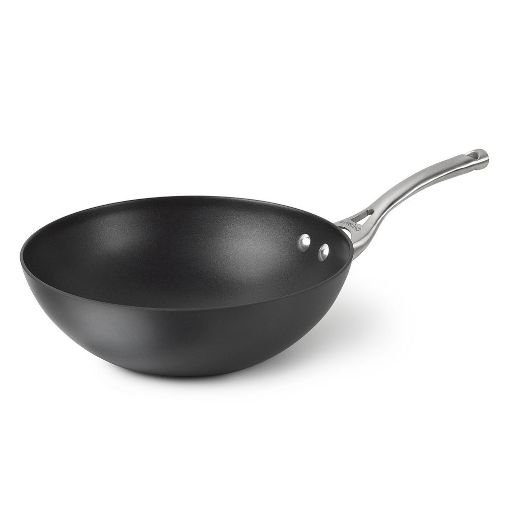 Calphalon Contemporary 10-in. Hard Anodized Nonstick Stir Fry Pan