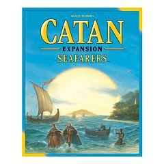 Catan: Seafarers Expansion by Mayfair Games