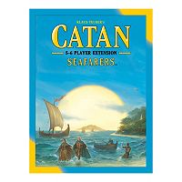 Catan: Seafarers 5-6 Player Extension by Mayfair Games