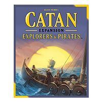 Catan: Explorers & Pirates Expansion by Mayfair Games