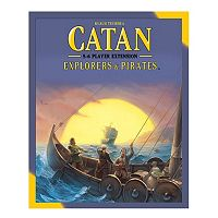 Catan: Explorers & Pirates 5-6 Player Extension by Mayfair Games