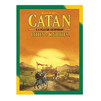 Catan: Cities & Knights 5-6 Player Extension by Mayfair Games