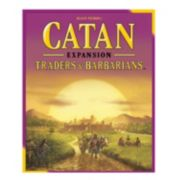 Catan: Traders & Barbarians Expansion by Mayfair Games