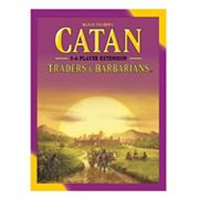 Catan: Traders & Barbarians 5-6 Player Extension by Mayfair Games