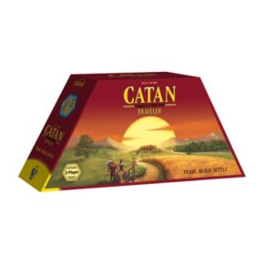 Catan: Traveler Compact Edition by Mayfair Games