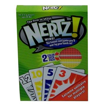 Nertz Card Game by Nertz, LLC