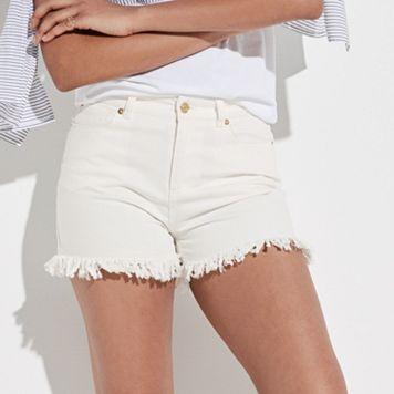 k/lab Fringe Shortie Shorts