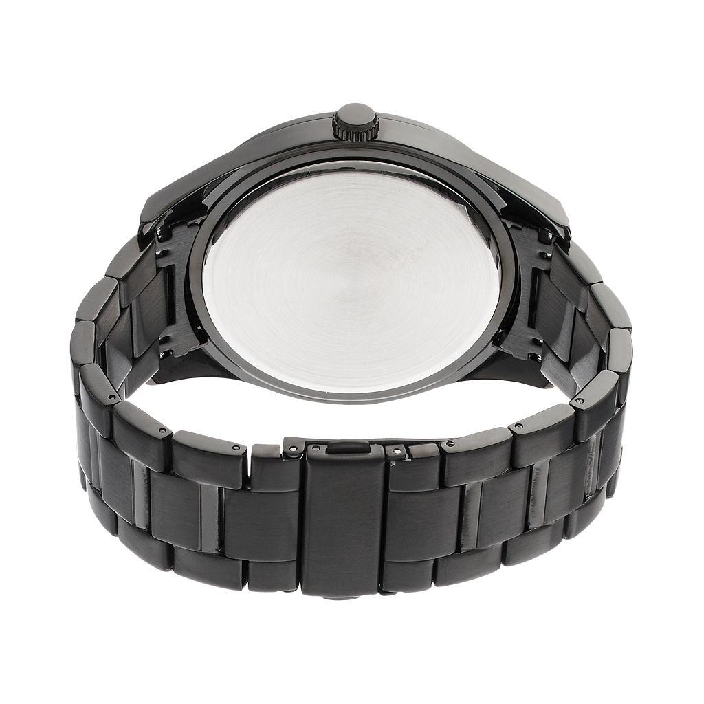 Armitron Men's Stainless Steel Watch - 20/5236BKTI