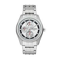 Armitron Men's Stainless Steel Skeleton Watch - 20/5222SVSV