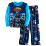 Boys 4-10 Star Wars Darth Vader 2-Piece Pajama Set