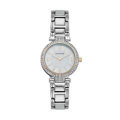 Armitron Women's Crystal Watch - 75/5377MPFT