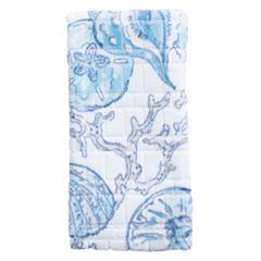 Destinations Key Largo Print Fingertip Towel