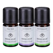 Serene House Apothecary Essential Oil 3-piece Set