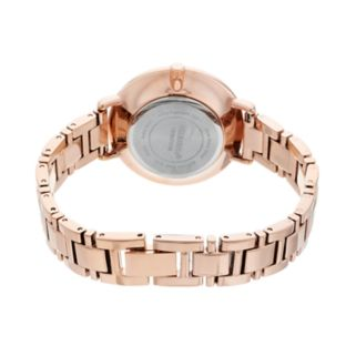 Armitron Women's Crystal Watch - 75/5471TMRG