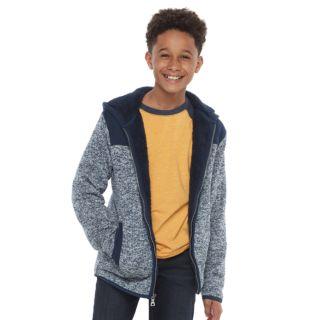 Boys 8-20 Urban Pipeline? Colorblock Fleece Jacket