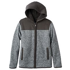 Boys 8-20 Urban Pipeline® Colorblock Fleece Jacket