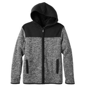 Boys 8-20 Urban Pipeline® Colorblock Fleece Jacket
