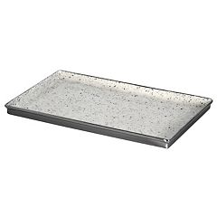 Scribble Spatterware Tray
