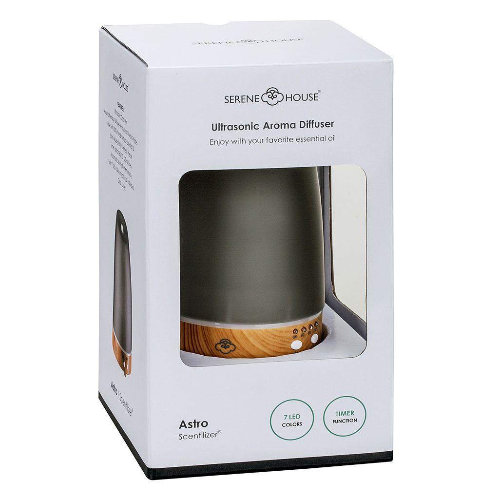 Serene House Mini Astro Ultrasonic Aromatherapy Diffuser
