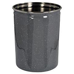 Scribble Spatterware Wastebasket