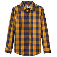 Boys 8-20 Urban Pipeline® Plaid Button-Down Shirt