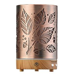 Serene House Leaf Ultrasonic Essential Oils Diffuser
