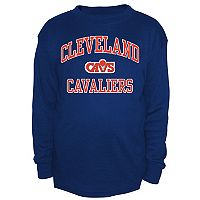 Boys 8-20 Majestic Cleveland Cavaliers Thermal Tee
