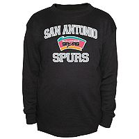 Boys 8-20 Majestic San Antonio Spurs Thermal Tee