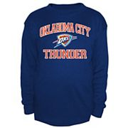 Boys 8-20 Majestic Oklahoma City Thunder Thermal Tee