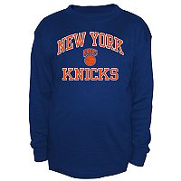 Boys 8-20 Majestic New York Knicks Thermal Tee