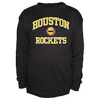 Boys 8-20 Majestic Houston Rockets Thermal Tee