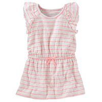 Toddler Girl OshKosh B'gosh® Striped Flutter Tunic