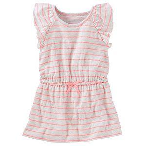 Toddler Girl OshKosh B'gosh® Striped Flutter Tunic