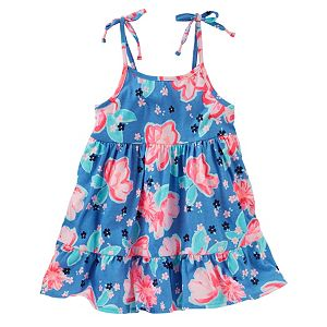 Toddler Girl OshKosh B'gosh® Floral Tiered Tunic