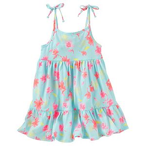 Toddler Girl OshKosh B'gosh® Floral Tiered Tunic