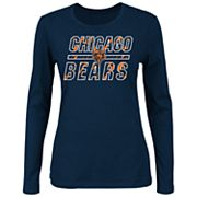 Plus Size Chicago Bears Favorite Team Tee