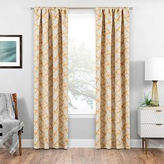 eclipse Blackout 1-Panel Benchley Window Curtain