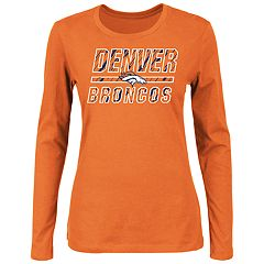 Plus Size Denver Broncos Favorite Team Tee