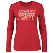 Plus Size Kansas City Chiefs Favorite Team Tee