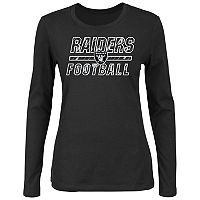 Plus Size Oakland Raiders Favorite Team Tee