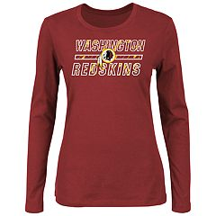 Plus Size Washington Redskins Favorite Team Tee